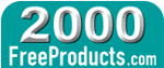 2000 Free Products Coupons