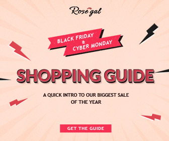 Rosegal Black Friday Coupons